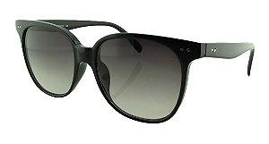 Óculos Solar Feminino Primeira Linha 400221 Preto
