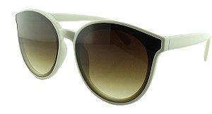 Óculos Solar Feminino 28334 Cinza Claro
