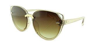 Óculos Solar Feminino Primeira Linha BB8043 Caramelo