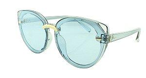 Óculos Solar Feminino Primeira Linha BB8043 Azul