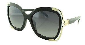 Óculos Solar Feminino Primeira Linha BB8040 Preto