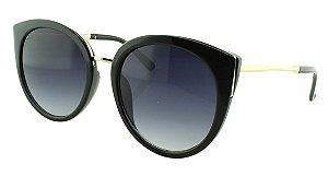 Óculos Solar Feminino 28337 Preto