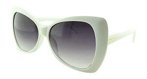 Óculos Solar Feminino E12030 Branco