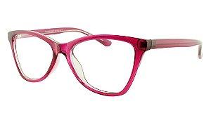 Armação para Óculos de Grau Feminino 33 Rosa