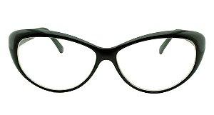 Armação para Óculos de Grau Feminino 26 Preta