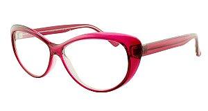 Armação para Óculos de Grau Feminino 26 Rosa