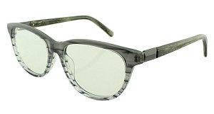 Armação para Óculos de Grau Feminino 8830A Cinza