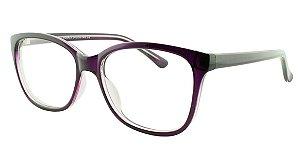 Armação para Óculos de Grau Feminino 25 Roxa
