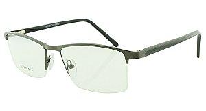 Armação para Óculos de Grau Masculino H27 Grafite