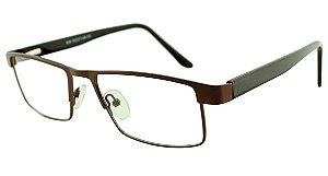 Armação para Óculos de Grau Masculino H30 Cobre