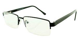 Armação para Óculos de Grau Masculino M39 Preta
