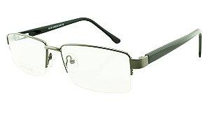 Armação para Óculos de Grau Masculino M39 Grafite