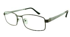 Armação para Óculos de Grau Masculino M2002 Grafite