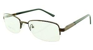 Armação para Óculos de Grau Masculino M49 Cobre