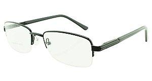 Armação para Óculos de Grau Masculino M49 Preta