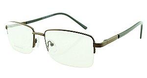Armação para Óculos de Grau Masculino M53 Cobre