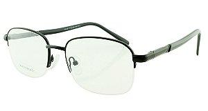 Armação para Óculos de Grau Masculino M46 Preta