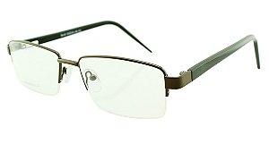 Armação para Óculos de Grau Masculino M43 Cobre