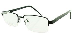 Armação para Óculos de Grau Masculino M43 Preta