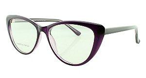 Armação para Óculos de Grau Feminino 27 Roxa