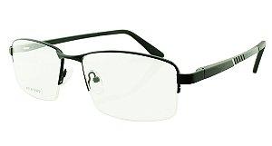 Armação para Óculos de Grau Masculino M1001 Preta