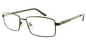 Armação para Óculos de Grau Masculino M2011 Cobre