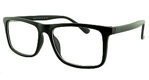 Armação para Óculos de Grau Masculino 14 Preta