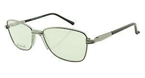 Armação para Óculos de Grau Masculino M2503 Prata
