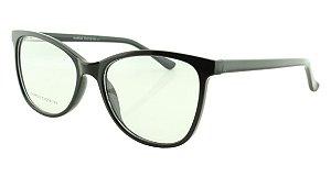 Armação para Óculos de Grau Feminino 322A Preta