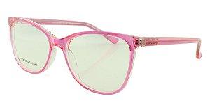 Armação para Óculos de Grau Feminino 322A Rosa