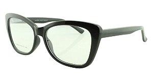 Armação para Óculos de Grau Feminino 323A Preta
