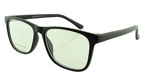 Armação para Óculos de Grau Masculino 18 Preta
