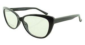 Armação para Óculos de Grau Feminino 315A Preta