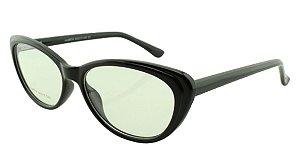Armação para Óculos de Grau Feminino 314A Preta