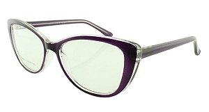 Armação para Óculos de Grau Feminino 312A Roxa