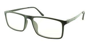 Armação para Óculos de Grau Masculino 5029 Preta