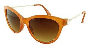 Óculos Solar Feminino NY40314 Laranja