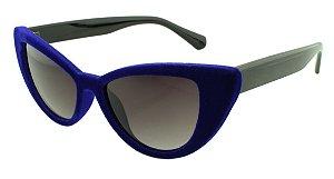 Óculos Solar Feminino NY8888 Azul Escuro