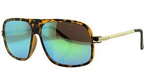 Óculos Solar Feminino NY40350 Onça Espelhado