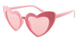 Óculos Solar Infantil XM111 Rosa Claro