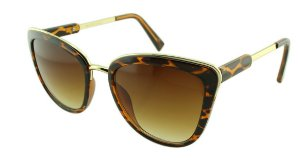 Óculos Solar Feminino SRP034EC Marrom Onça