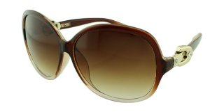 Óculos Solar Feminino BL8205 Marrom Degradê