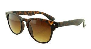 Óculos Solar Unissex NY40367 Marrom Onça