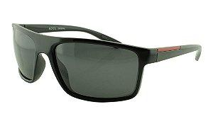 Óculos Solar Masculino Polarizado K007 Preto