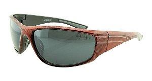 Óculos Solar Masculino Esportivo SRP054SG Vermelho