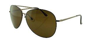 Óculos Solar Masculino MS12145 Marrom