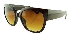 Óculos Solar Feminino Primeira Linha Z1006 Marrom