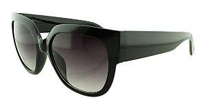 Óculos Solar Feminino Primeira Linha Z1006 Preto
