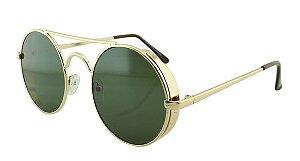 Óculos Solar Unissex Primeira Linha YL610006 Verde