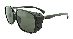 Óculos Solar Unissex Primeira Linha JH72091 Preto